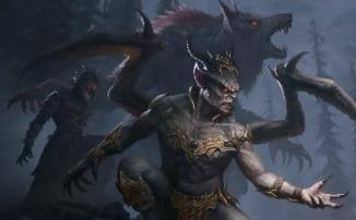 """The Elder Scrolls Online - Трейлер к релизу консольной версии """"Греймур"""""""