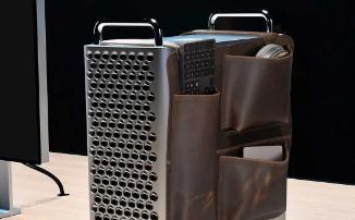 Игровой роутер с ИИ от «Ростелеком» и Huawei и кожаное «седло» для Mac Pro за $399
