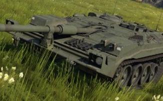 War Thunder - Первая шведская бронетехника