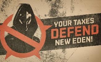 EVE Online — Разработчики собирают деньги на войну с коллективом Триглавиан и Скитальцами