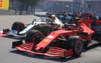 F1 2020 - Геймплей с разделенным экраном