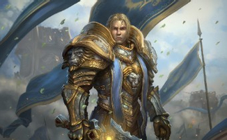 Heroes of the Storm — Андуин прибыл в Нексус