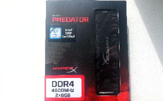 Оперативная память HyperX Predator 4600