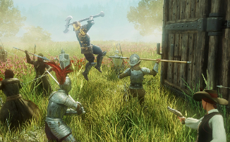 [Видео] MMORPG New World — боевка, как в Dark Souls? Про боевую систему, оружие, классы, броню и предметы