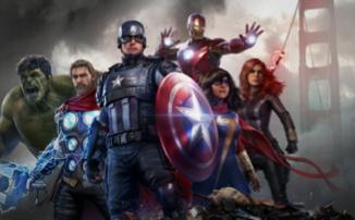 Marvel's Avengers — Раздача ключей для ПК