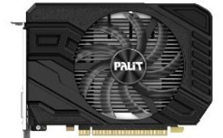 Компания Palit объявила о старте продаж GeForce GTX 1650 SUPER