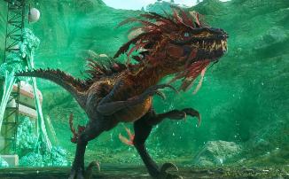 Second Extinction - Помочь второму вымиранию динозавров можно будет в сентябре