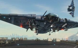 Star Citizen - Новые видео о газовых облаках и Squadron 42