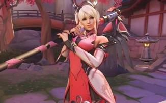 Overwatch - Pink Mercy собрала $12.7 миллионов на благотворительность