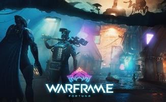 Warframe - Twitch-Drops в честь релиза «Fortuna»