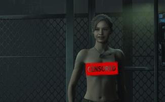 Для Resident Evil 2 вышел мод, оголяющий грудь Клэр