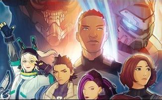 gen:LOCK - опубликован трейлер первого сезона