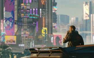 Cyberpunk 2077 — На твитт о Е3 Bandai Namco ответила GIF-картинкой с Дмитрием Киселевым