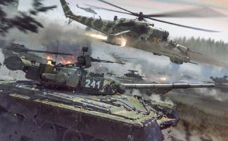 War Thunder  - Режим для удаленной тренировки военных США, России и Европы
