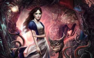 Alice: Asylum — Американ МакГи показал новую модель Алисы