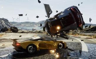Dangerous Driving — Вышла аркадная гонка от создателей Burnout