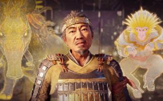 NiOh 2  - Два ролика с редактором персонажей и геймплейными механиками