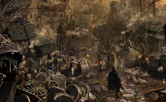 Стрим: Bloodborne - Хардкорная охота и разбор лора игры ч.5