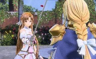 Sword Art Online: Alicization Lycoris - Новый геймплейный трейлер с Асуной