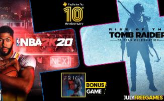 По случаю 10-летия PlayStation Plus в июле подписчики получат три игры, включая Rise of the Tomb Raider