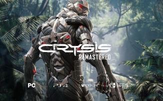 [Утечка] Crytek работает над ремастером Crysis, который выйдет и на Nintendo Switch