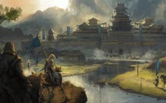 Концепт-арты Assassin's Creed в Китае всплыли в сети