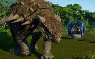 Jurassic World Evolution - Демонстрация игрового процесса