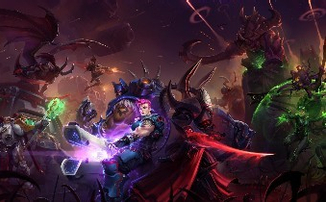 Heroes of the Storm - Новый тизер