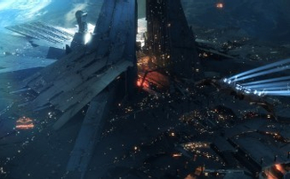 EVE Online - Игроки начали сразу две масштабных военных кампании