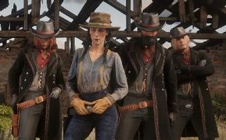 Red Dead Online. Первый взгляд