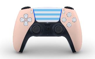 Фанатские фантазии на тему контроллера PlayStation 5