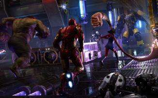 Marvel's Avengers — Сотрудничество с Intel и старт раннего доступа