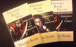 Что почитать – Мартин Скотт, цикл «Фракс-ловкач»