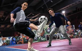 [gamescom 2019] FIFA 20 – игровой режим Volta