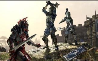 Стрим: The Elder Scrolls Online - Знакомимся со здешним PvP
