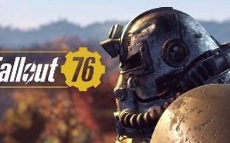 """Fallout 76 - Вместе с """"предновогодним"""" патчем в игре появился новый баг"""