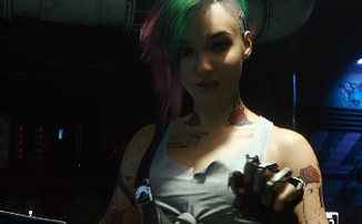 [TGS 2020] Cyberpunk 2077 — Игровой процесс на японском и новая встреча с Джуди Альварес