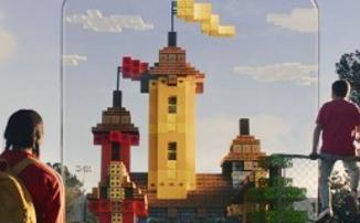 Minecraft Earth - Состоялся запуск сервиса в России