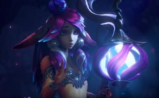 League of Legends - Тизер нового чемпиона и анонс адептов тайной магии