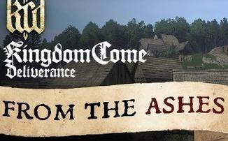"Kingdom Come: Deliverance - Трейлер дополнения ""Из Пепла"""