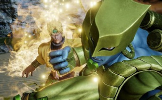 Jump Force — Трейлер Джотаро и Дио