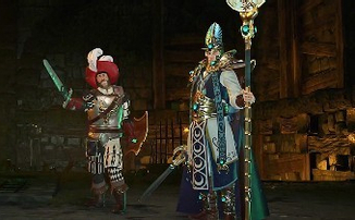 [Стрим] Warhammer: Chaosbane - Участвуем в ЗБТ