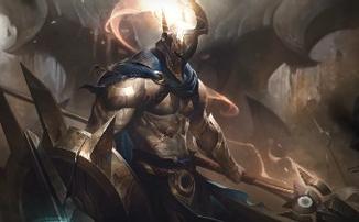 League of Legends - Переработанный Пантеон готовится вступить в бой