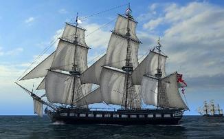 Naval Action - Корабли покинули ранний доступ