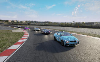 GT4 Pack для Assetto Corsa Competizione