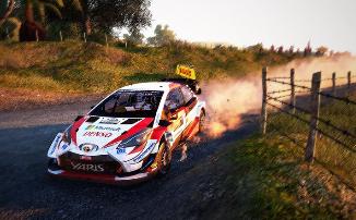 Студия Codemasters займется работой над серией WRC