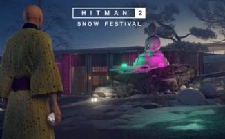 Hitman 2 — 47-й проведет Снежный фестиваль в Хоккайдо