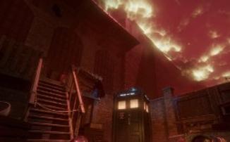 Doctor Who: The Edge of Time — Анонсировано VR-приключение