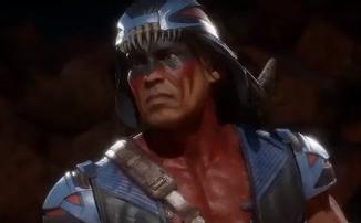 Mortal Kombat 11 - Разработчики представили Ночного Волка