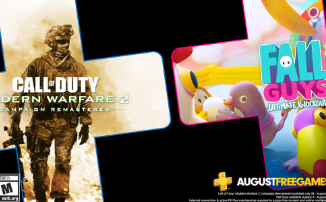 PS Plus в августе: весь мир играет в Call of Duty: Modern Warfare 2, а россияне печально тусят в «Безумцах»